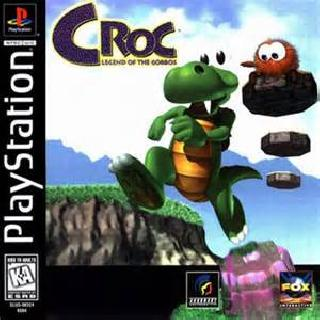 Screenshot Thumbnail / Media File 1 for Croc - Legend of the Gobbos [U]